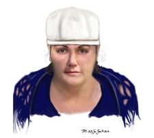 """Private Officer Breaking News:  Couple accused of theft-throwing Toronto security officer from moving vehicle (Toronto Ca Jan 12 2017) Police in Toronto have released composite sketches of a couple accused of assaulting a store security and throwing him from a moving vehicle. The man and woman got into a minivan and a security officer tried to stop them, but was thrown from the moving vehicle, suffering serious injuries. The woman is described as approximately 45, 5'5"""", and of medium build."""