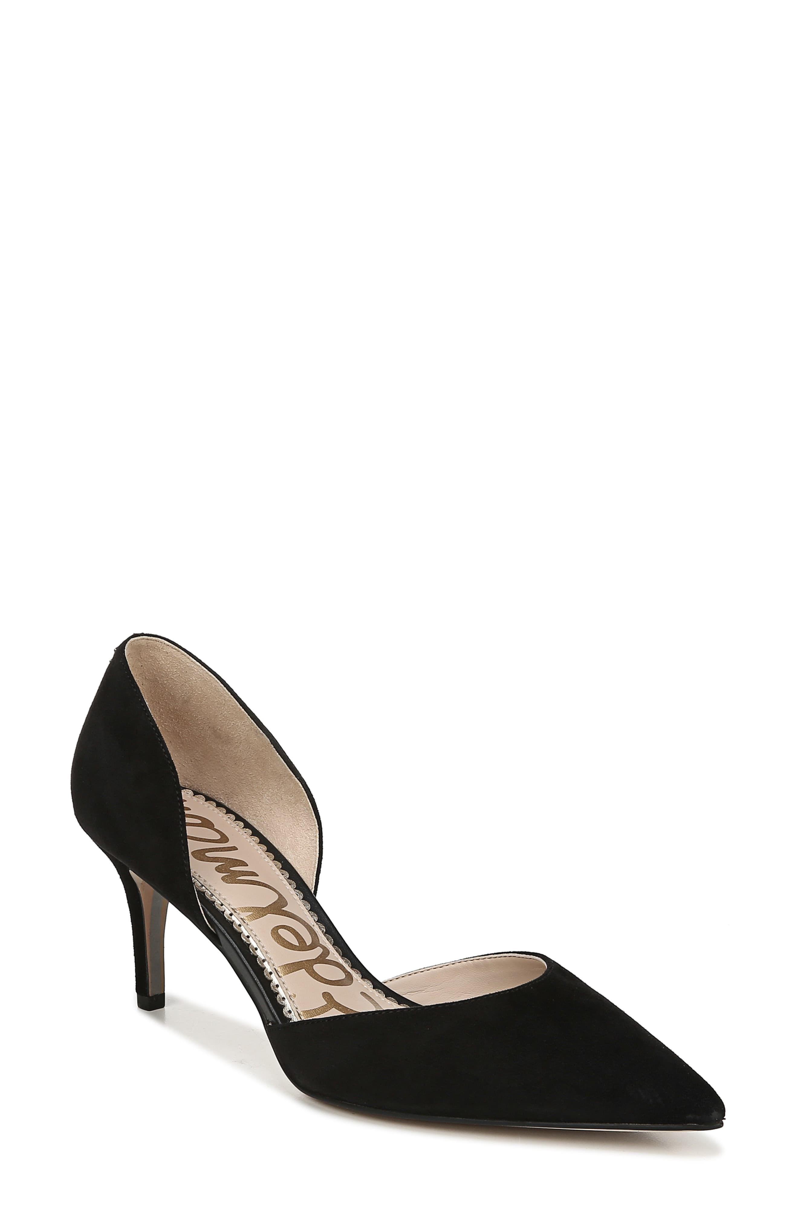 Sam Edelman Jaina Pointed Toe Pump Women Nordstrom Pumps Women S Pumps Women Shoes