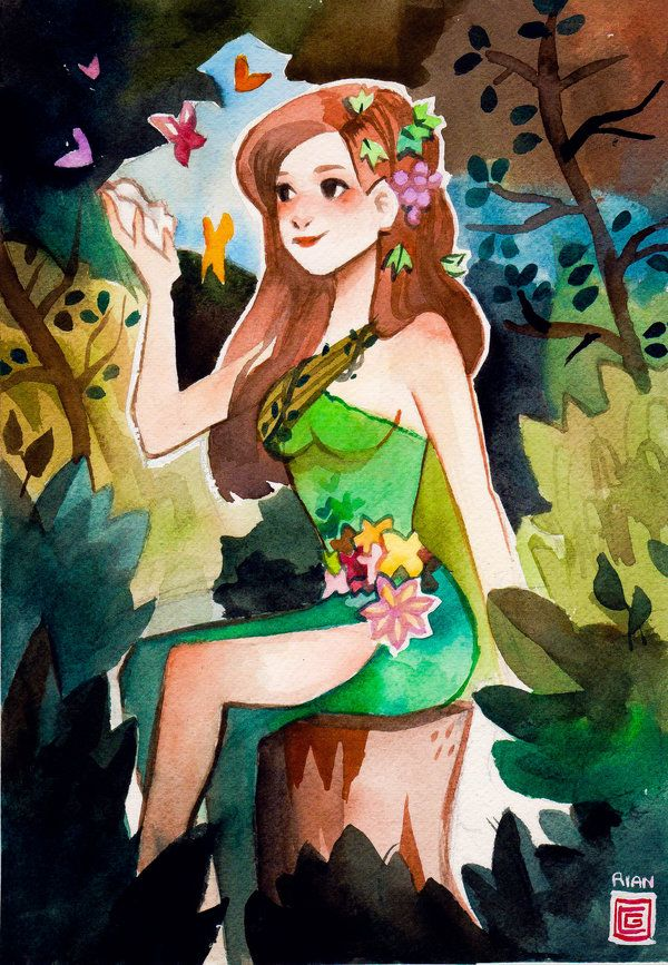 maria makiling by rianbowart on deviantart