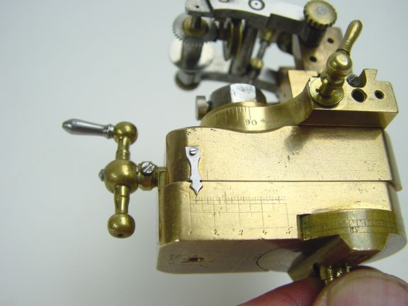Home Made Gear Cutter For Watch Making Jewelers Lathe