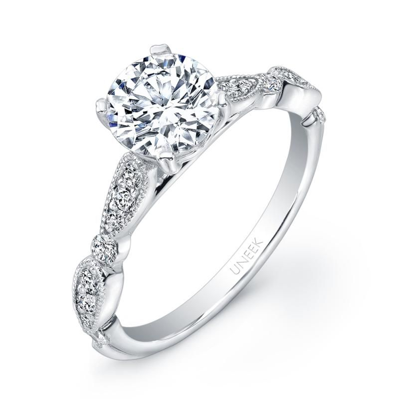 Ring (1528) by Uneek Bridal