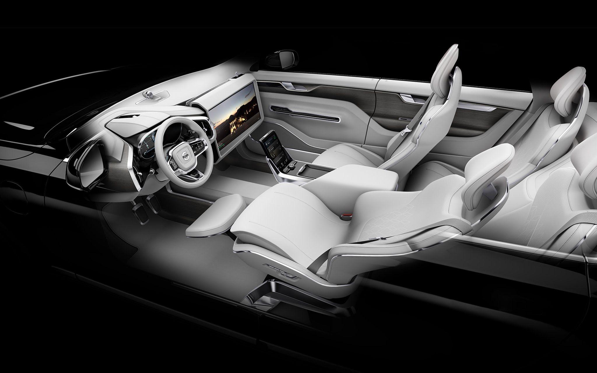 Volvo Cars Concept 26 Automotive trim Pinterest