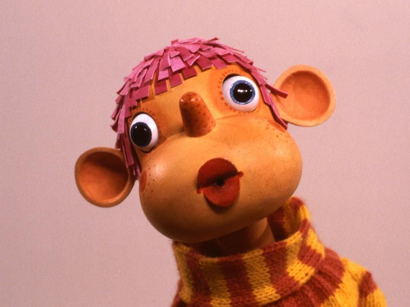Pob Funny Little Character That Used To Spit On The Screen And Clean It With A Cloth Afterwards Quite Bizarre I Childhood Tv Shows Uk Tv Shows Puppets