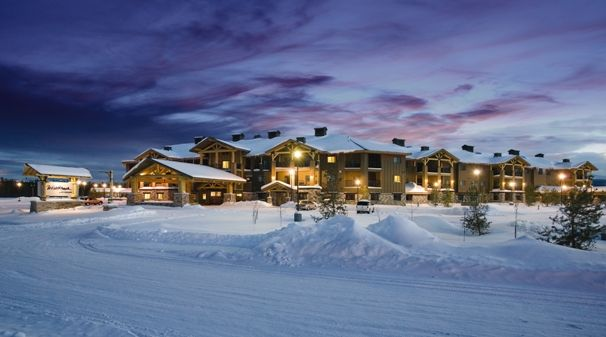Winter vacation to historic WorldMark West Yellowstone ...