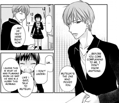 Fruits Basket another [ read on hanayume / translated by