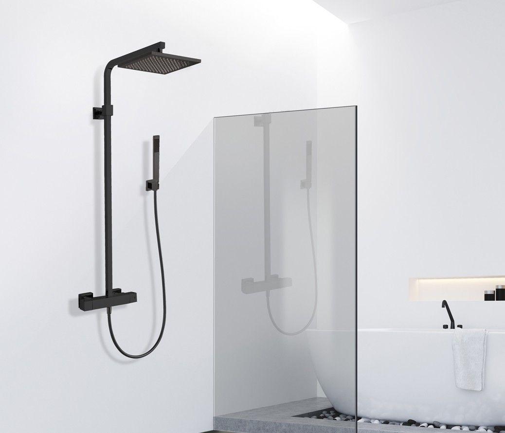 Salle De Bain Dax paini - dax   salle de bain noir, salle de bain tendance