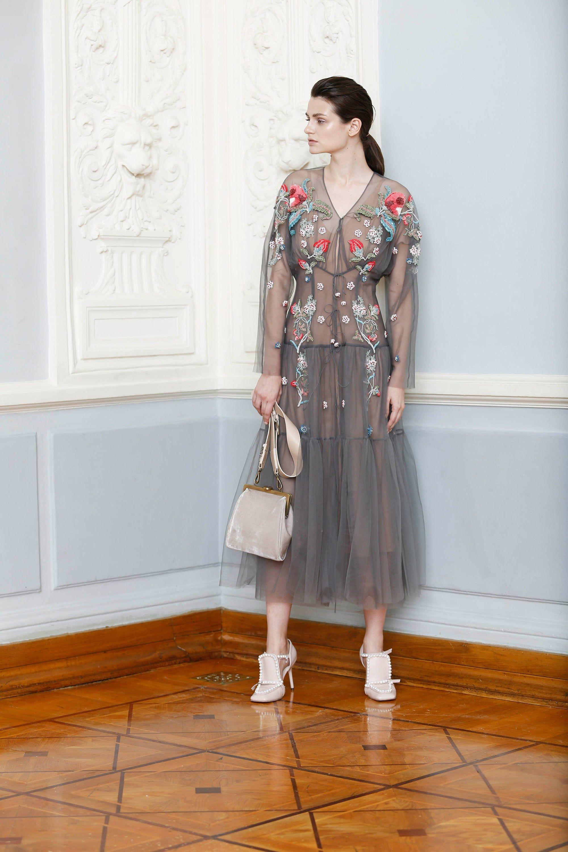 Alena Akhmadullina Fall 2018 Ready-to-wear