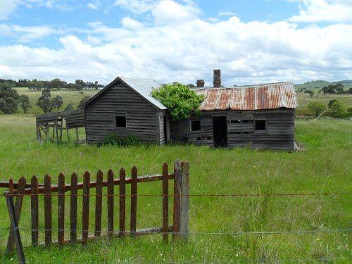 Old Australian Farmhouse I Still Call Australia Home