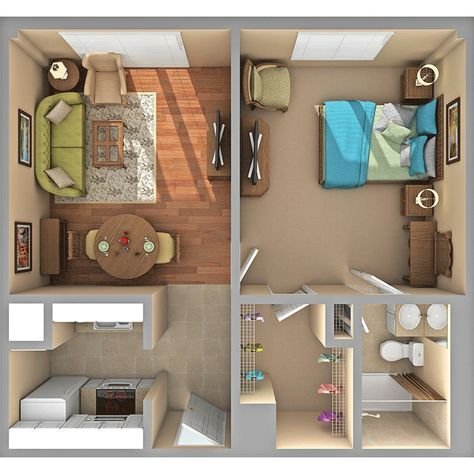 We Offer Three Types Of Apartments: Garden Apartments, Ranging From 712    1160 Sq