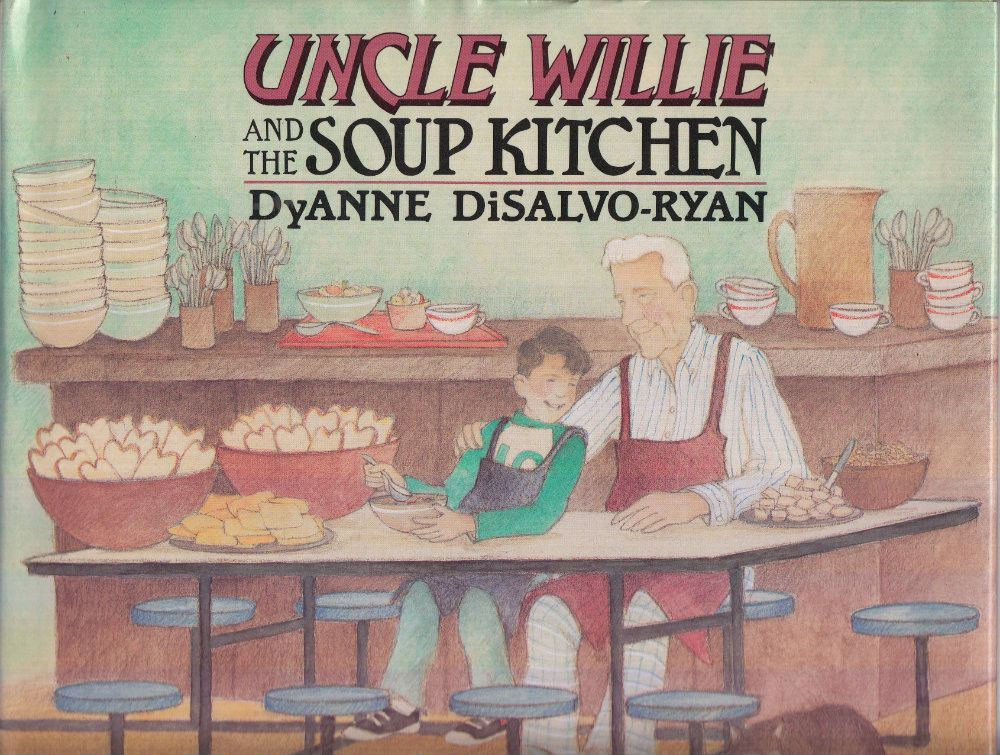 Title Uncle Willie and the Soup Kitchen ISBN 0688091652 Author Disalvo-Ryan, Dyanne Binding Hardcover Publisher William Morrow & Co Condition Fine Description 0688091652 Fine in fine dust jacket. Revi