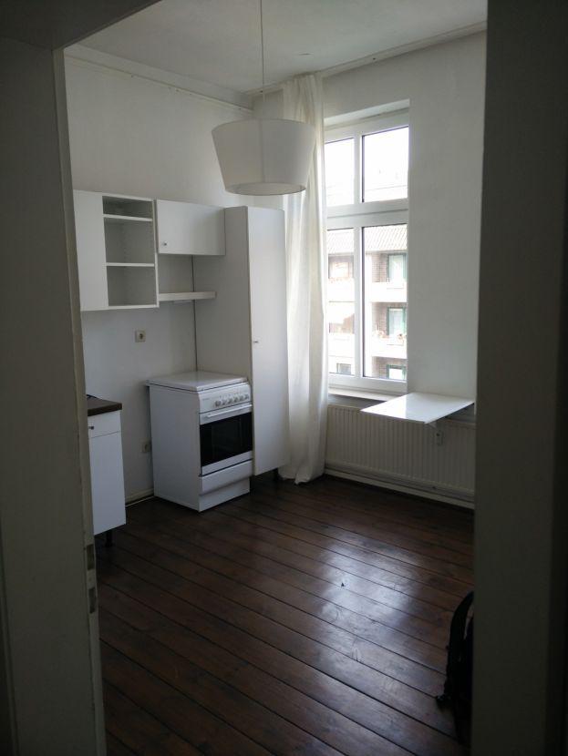 Kleine, feine Altbauwohnung in HamburgHarburg Wohnung