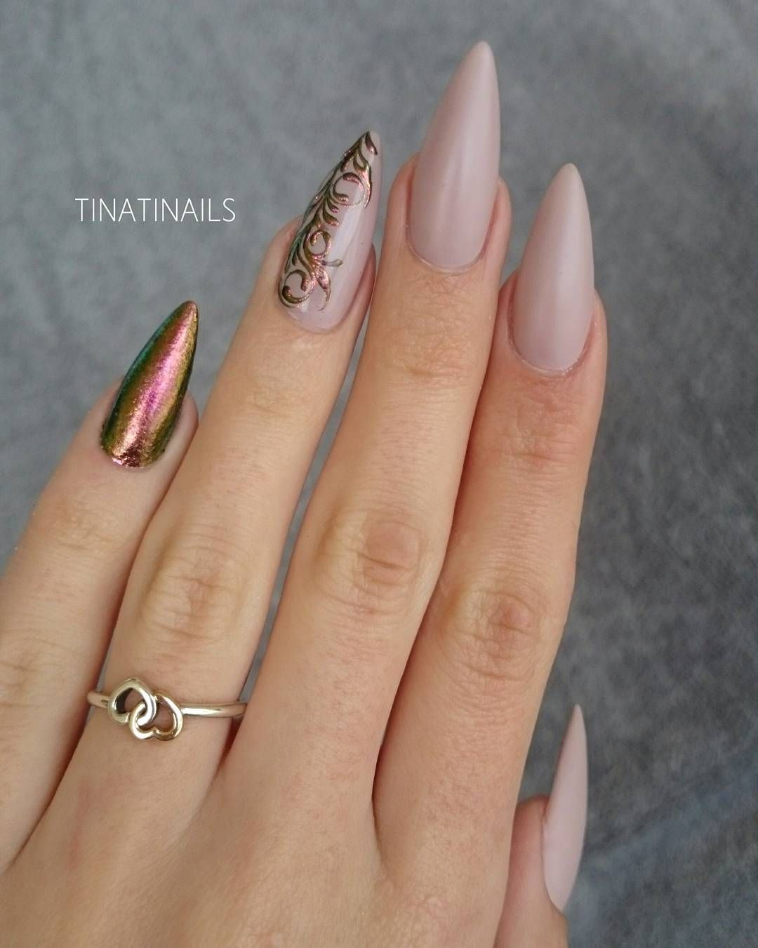 """40 Likes, 3 Comments - TINATINAILS (@tinatinails) on Instagram: """"#my ..."""