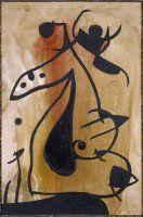 Miró, Joan: Femme oiseau I (Mujer pájaro I)