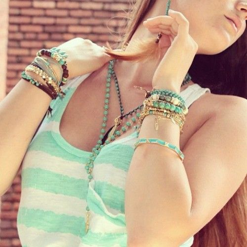 19 Bracelets For You To Enjoy And Get Inspired For The Weekend http://www.stylewarez.com