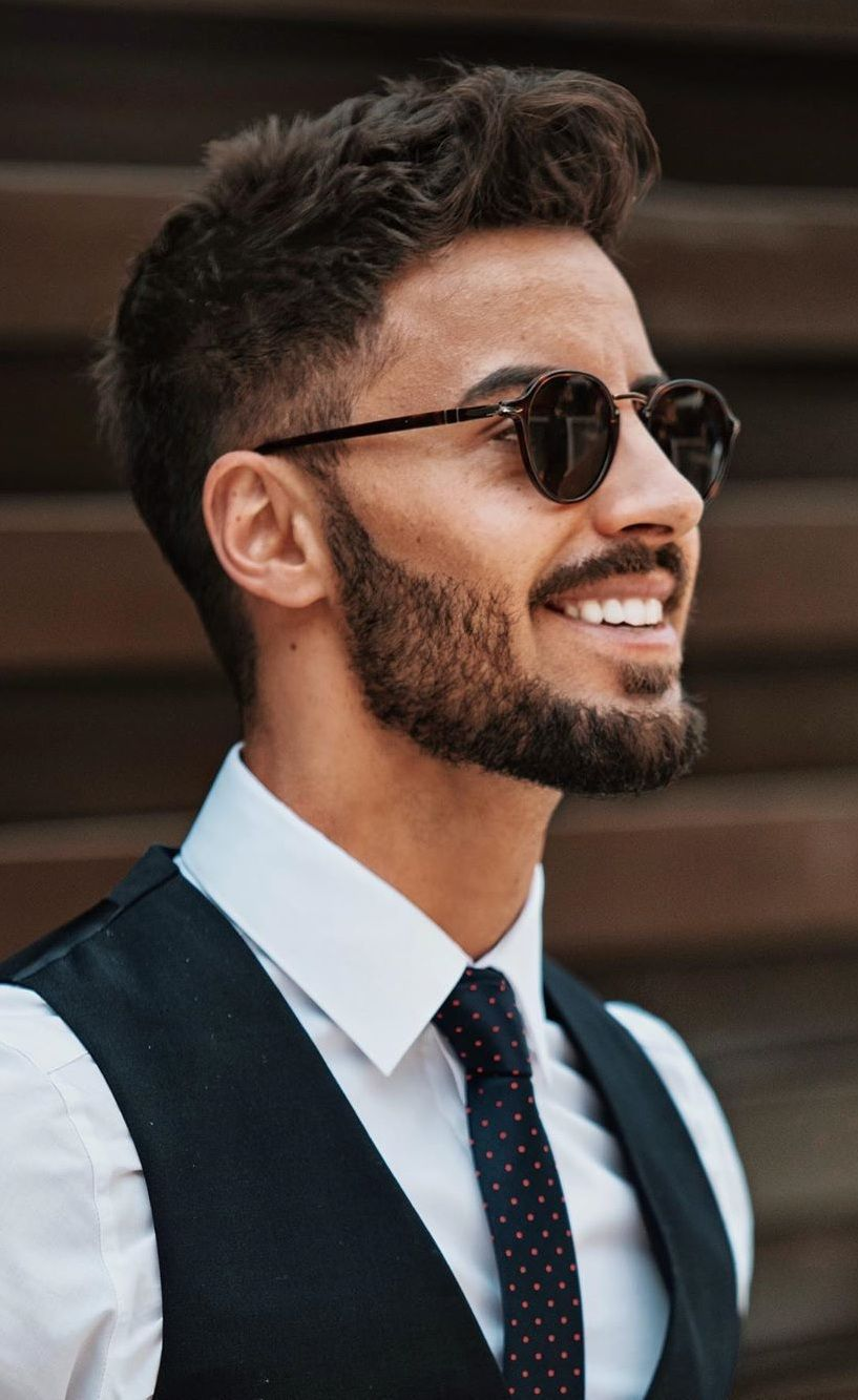 5 Stunning Short Beard Styles For Men To Try In 2020 In 2020