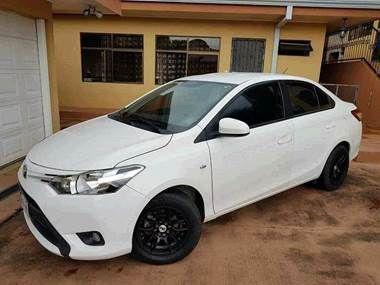 Used Toyota Yaris for sale in Alajuela Costa Rica Price $ 14 450