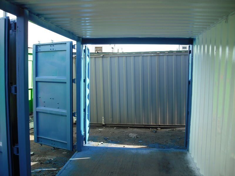 Shipping Container Side Doors Side Door Containers For Sale Shipping Containers For Sale