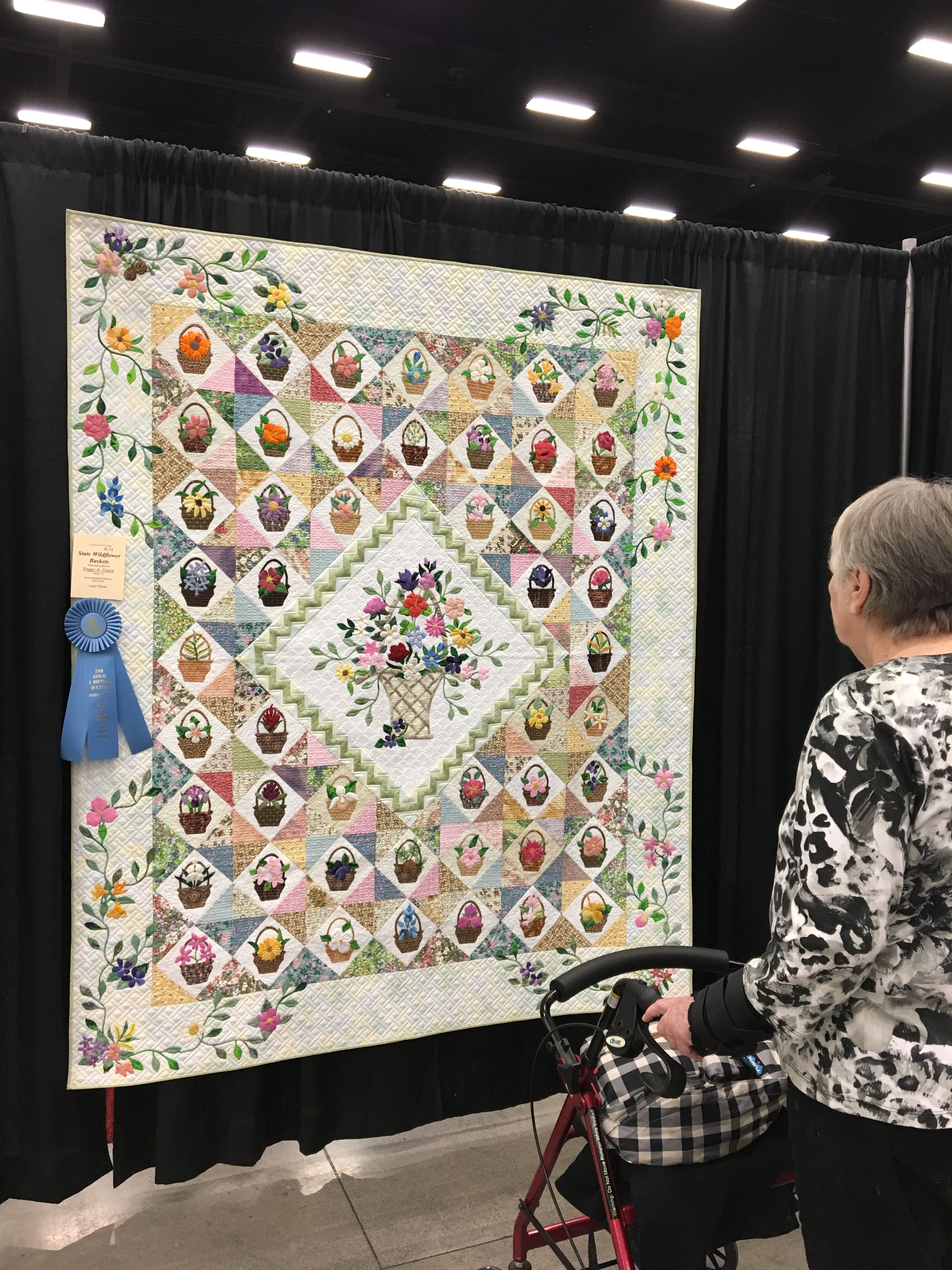 Bountiful Baskets Quilts