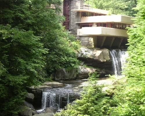 6 destroyed Frank Lloyd Wright buildings
