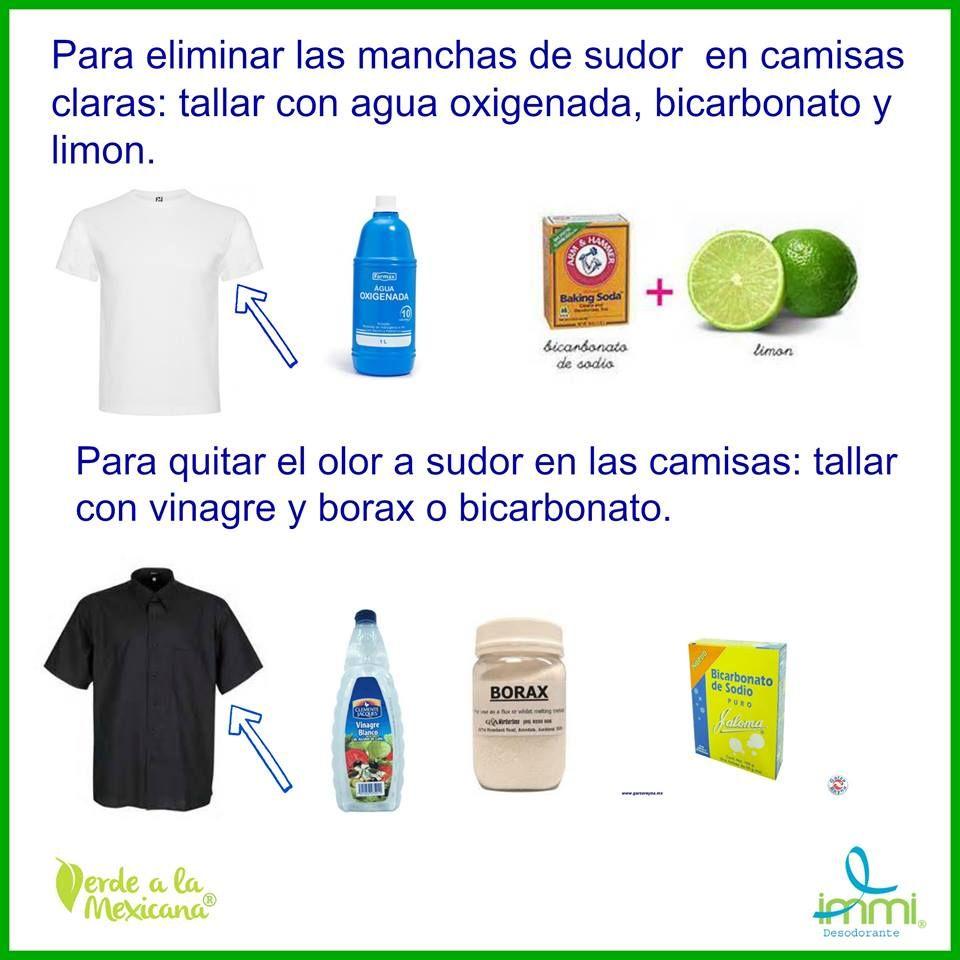 Todos los desodorantes y antitraspirantes manchan la ropa - Como quitar el olor a humedad en la ropa ...