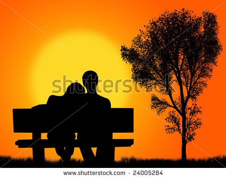 Two Lovers Sitting On A Park Bench Google Search Projects To Try