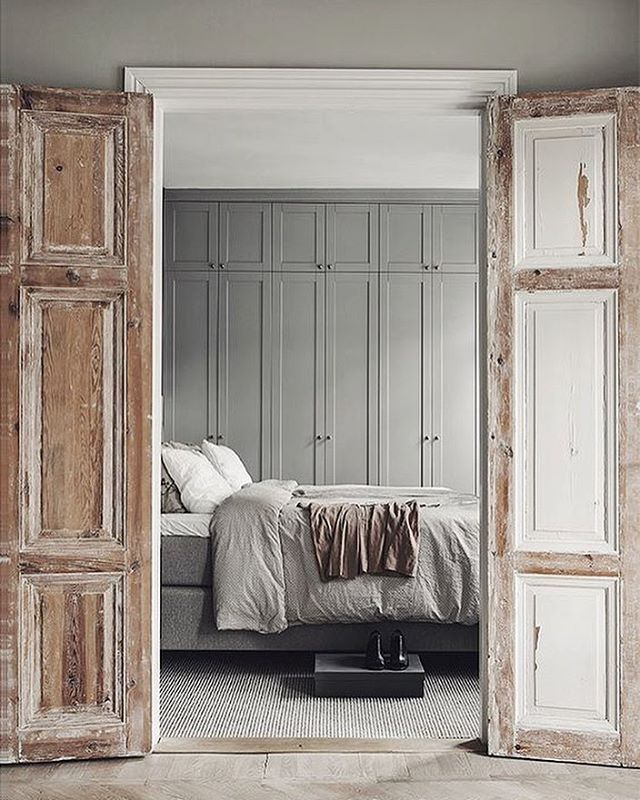 Inspirational Rustic Bedroom Doors