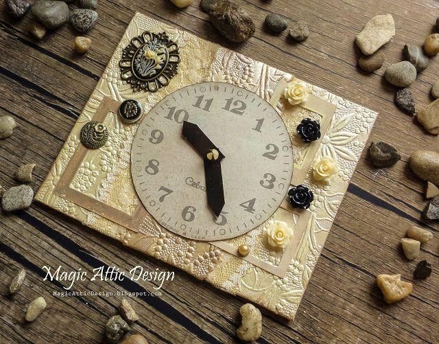 Parking clock bt Maria Lillepruun