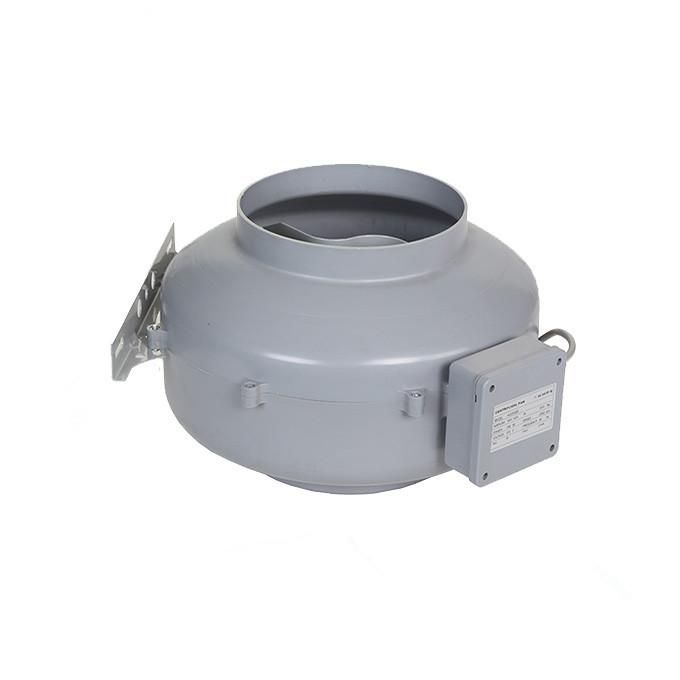 6 Extractor Inline Duct Fan Ventilation System Hydroponic Air Blower Heat Air Conditioning Vent Mixed Flow Ex Ventilation System Ventilation Carbon Air Filter