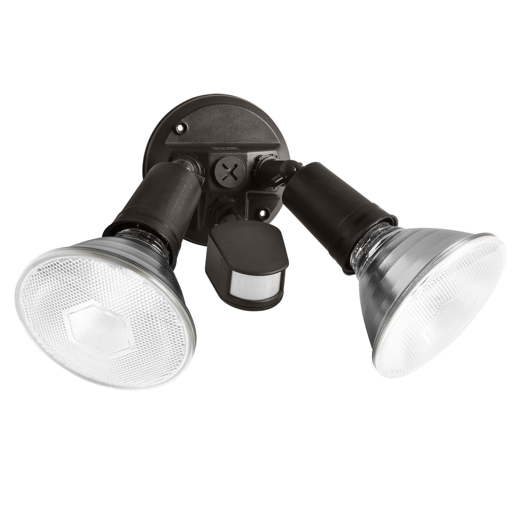 Brinks 7120B 110Degree Motion Par Security Light 510 Flip Ideas