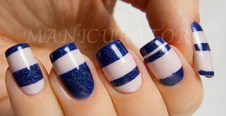 Modele Unghii Cu Gel Albastre Unghiute Beauty și Nails