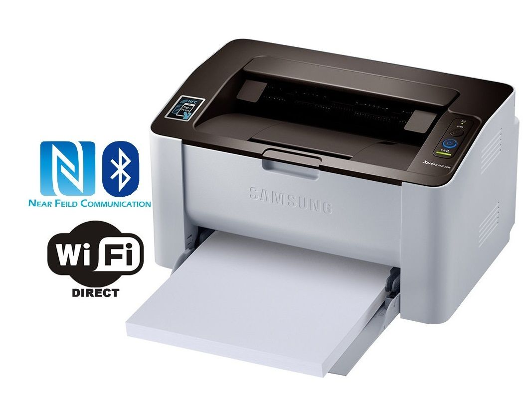 Monochrome Wireless Nfc 13 Inch Portable Mobile Laser Printer Sl
