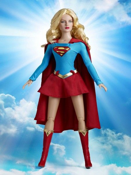 617adb36e5f45 SUPERGIRL™ - Outfit | Dolls/action figures 1/6 - movies, tv, comics ...