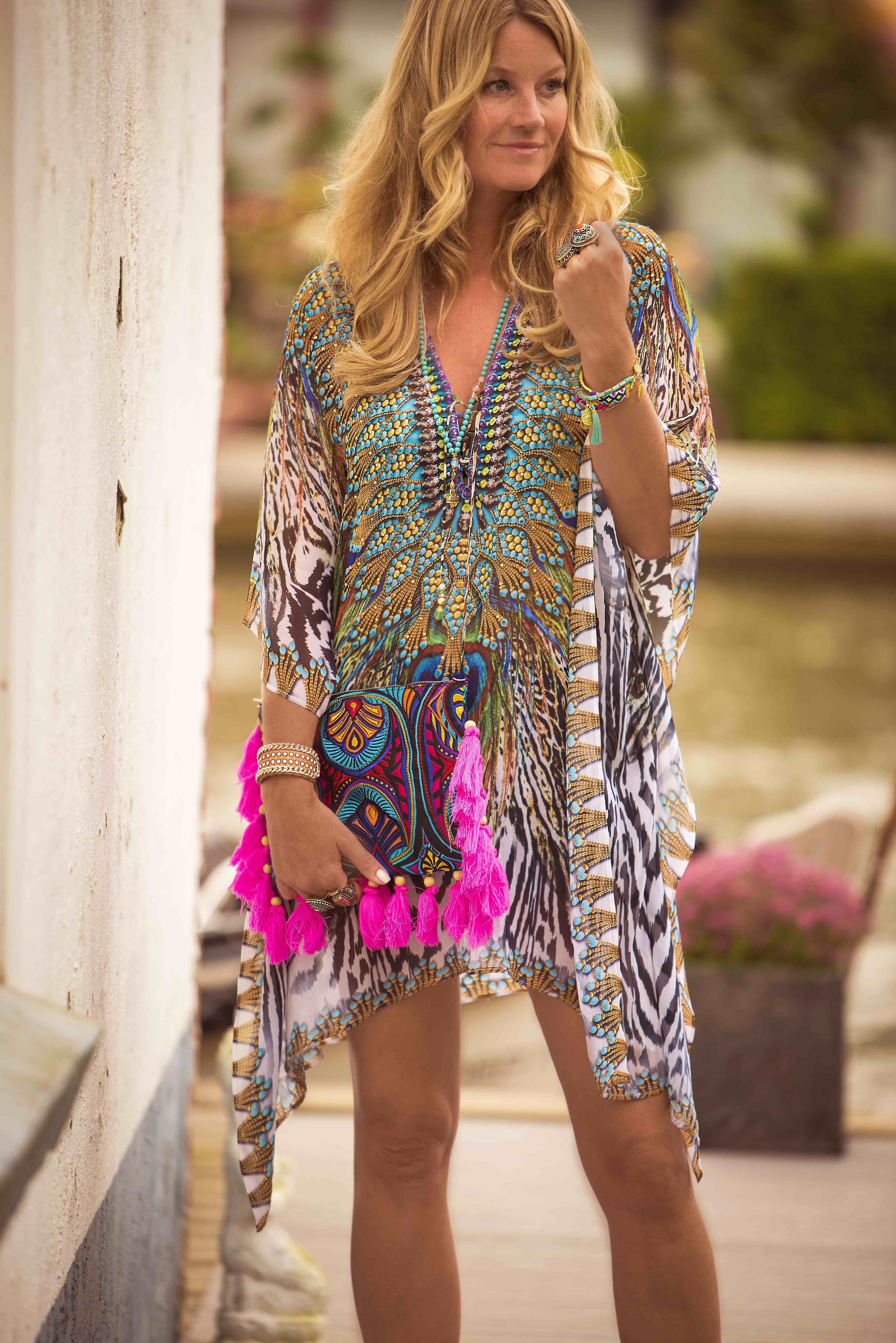 Summer Boho style exclusive photo