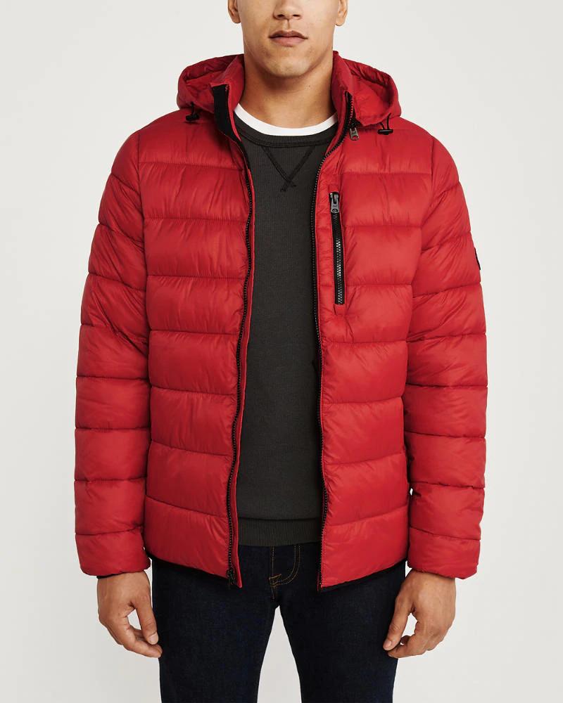 Mens Lightweight Packable Puffer Mens Coats Jackets Abercrombie Com Jackets Men S Coats Jackets Winter Jackets [ 1000 x 800 Pixel ]