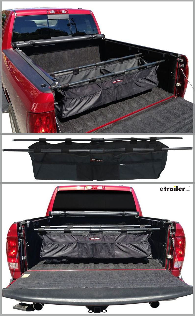 Truxedo Truck Luggage Expedition Truck Bed Cargo Management System