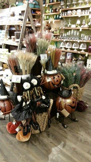 Fall Halloween Decor At Safeway