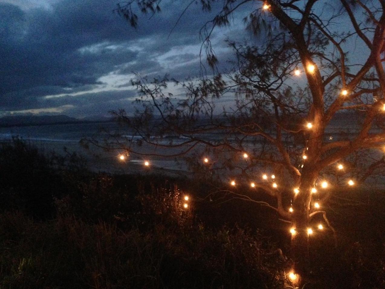 Fairy Lights Byron Bay Colour And Light