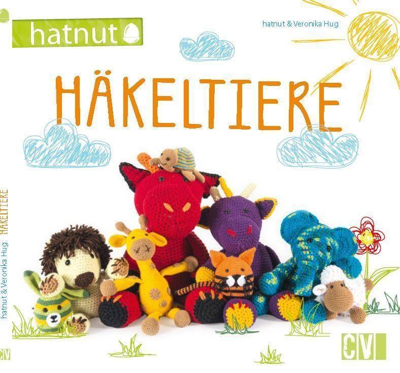 Hatnut Häkeltiere Buch Cv Neues Aus Dem Shop Pinterest Tiere