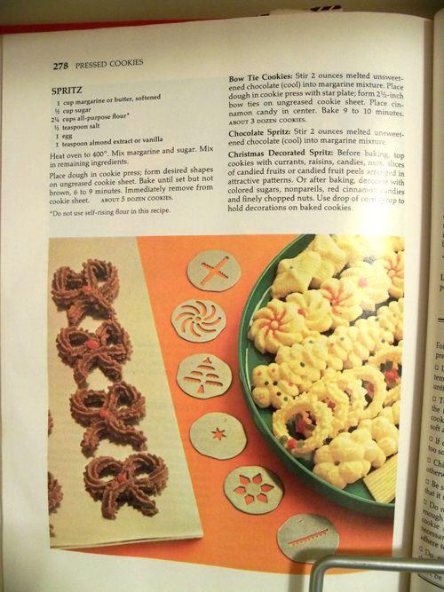 Spritz Cookies Cake Spritz Cookies Spritz Cookie Recipe