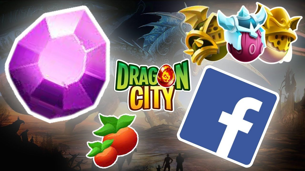 Como Hackear Gemas Dragones Comida Y Oro Gratis Para Dragon City 2018 Dragon City Dragones Gemas