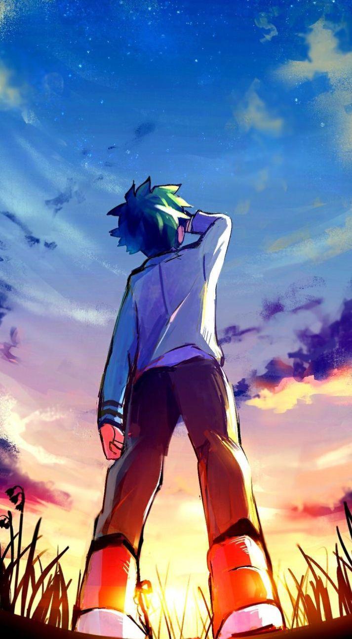 Mon Revenant Katsudeku Deku Boku No Hero Hero Wallpaper My Hero Academia Shouto