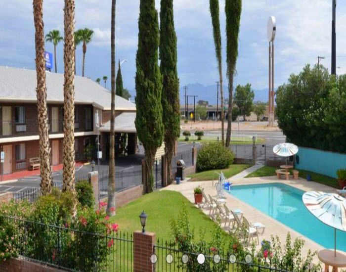 Americas Best Value Inn Tucson Arizona Value And Quality With