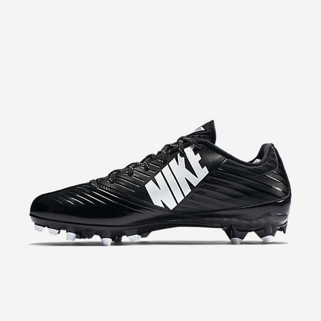 NEW Men's Nike Vapor Speed Low TD Football Cleats #643152 010 | Size 9 |