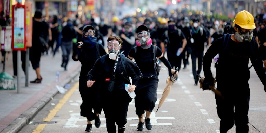 ICYMI: The Aftermath of Hong Kong's Protest Uniform