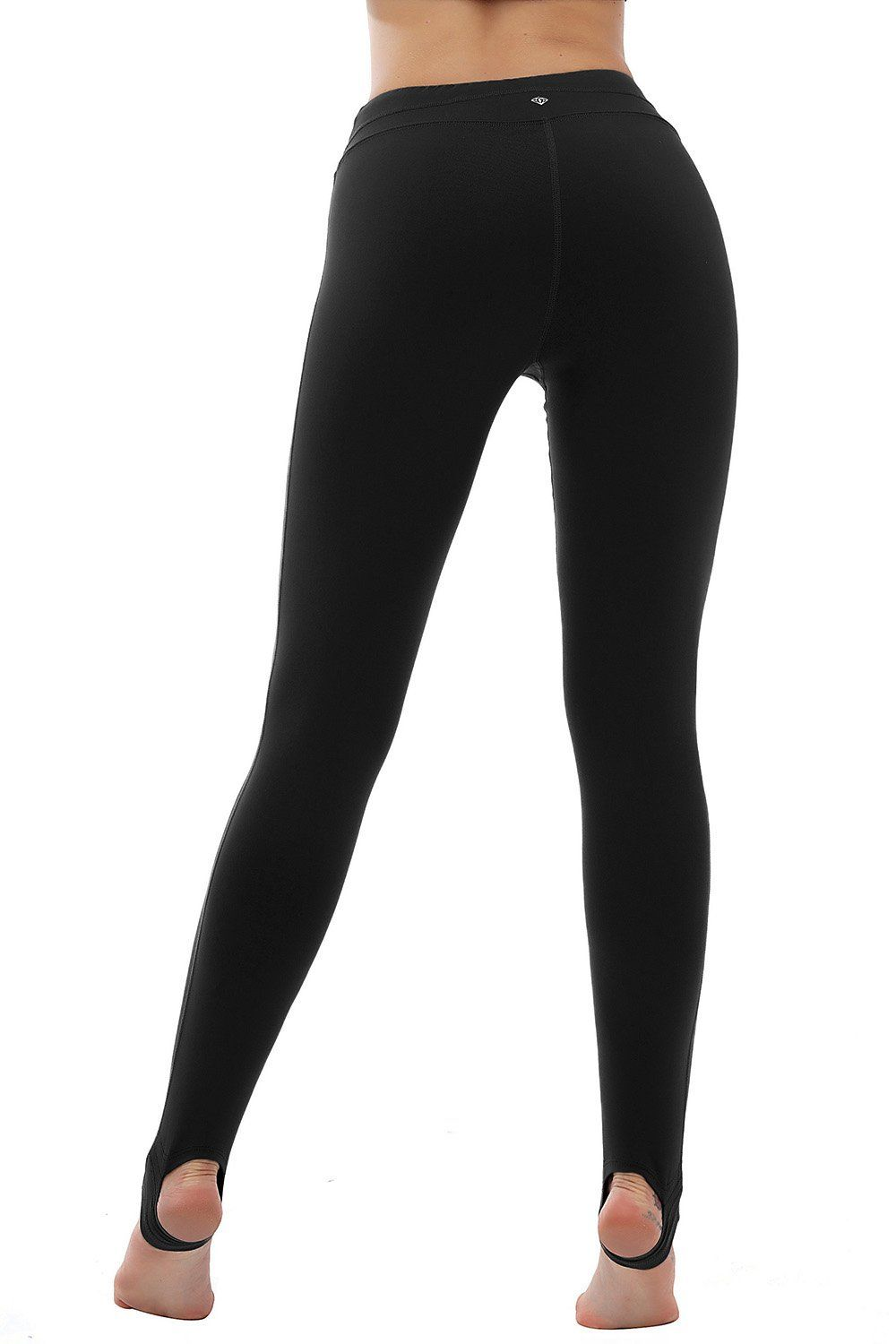 5e03883013fe1 PINKPHOENIXFLY Womens Stirrup Yoga Pants Active Barre Gym Workout Sports  Leggings Large/10/12 Black >>> Be sure to check out this awesome product.