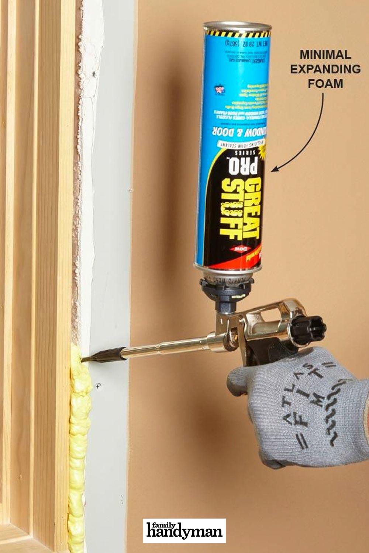 17 Ways To Master Using Spray Foam At Home With Images Spray Foam Expanding Foam Insulation Diy Sprays