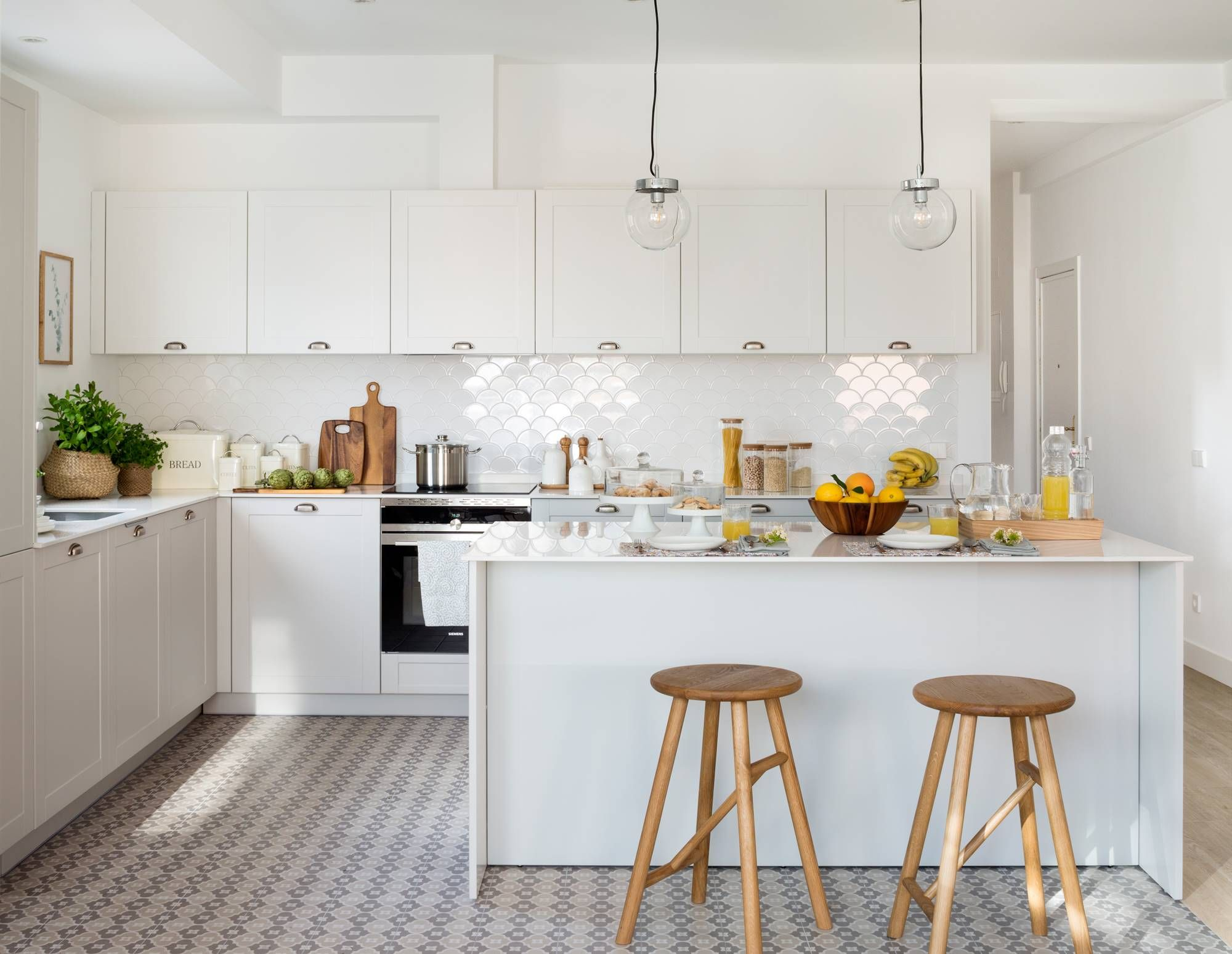 Presupuesto: 3.000 €. Muebles de cocina nuevos in 2019 ...