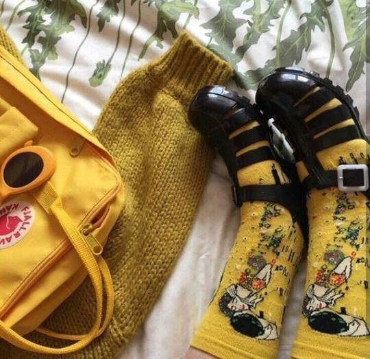#yellowaestheticvintage