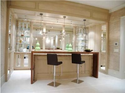 Beautiful Home Bar.   Dream homes :)   Pinterest   Construction and ...
