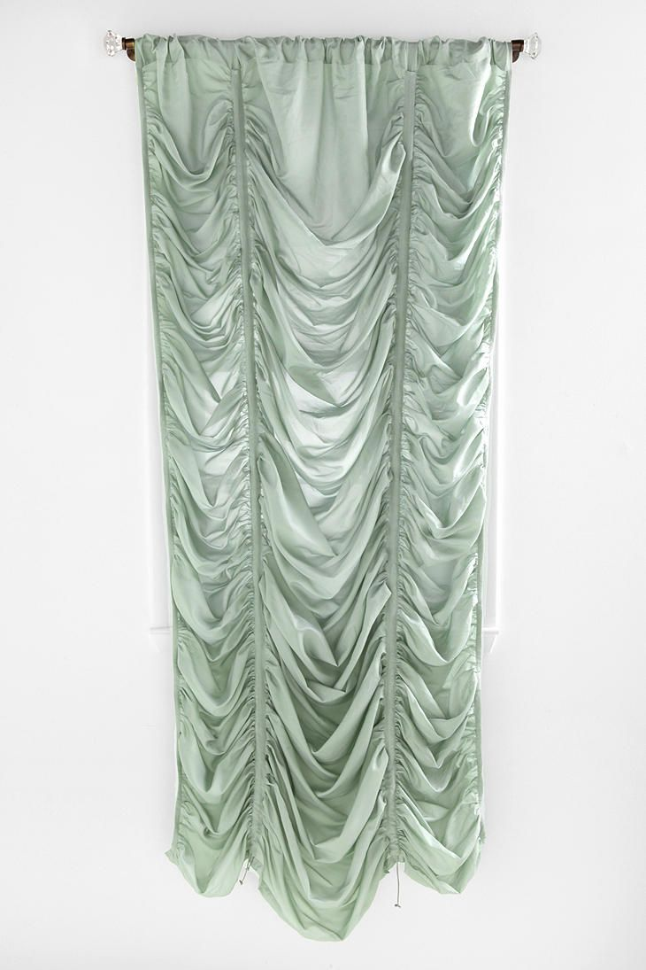 Perfect Drawstring Ruched Balloon Shade. $49.99 #curtains (also Comes In Grey!)